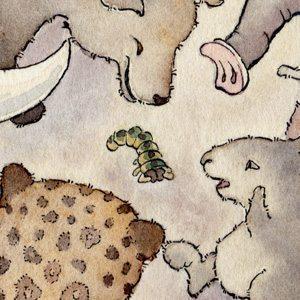 A Caterpillar's Voice 5 Min Bedtime Story