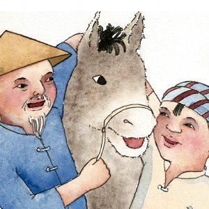 A Donkey To Market Story