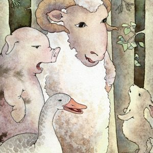 The Pig, the Ram and the Big Bad Wolf Story