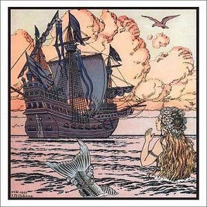 The Little Mermaid Story