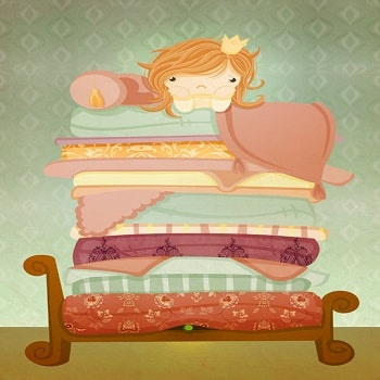 The Princess and the Pea Story